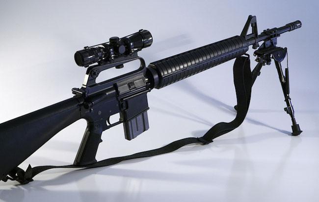 bipied pour AR-15