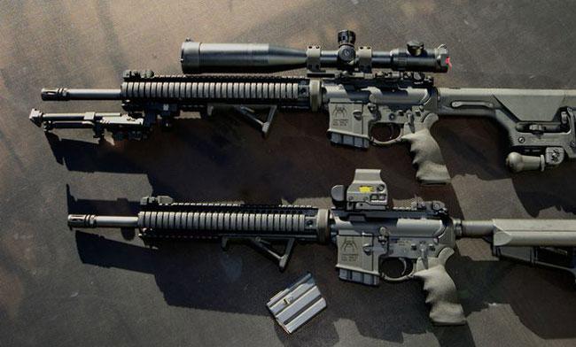 optique carabine