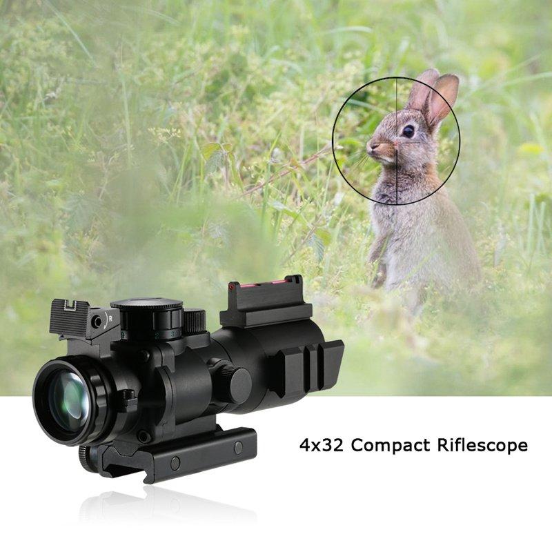 lunette de tir chasse