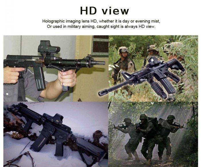 tactique viseur