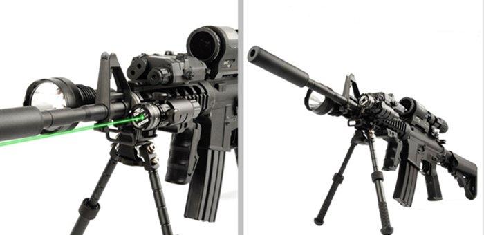 viseur laser pour carabine