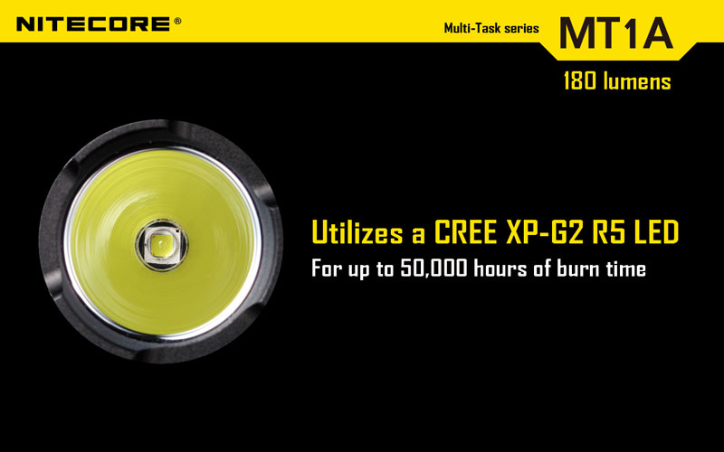 CREE XP-G2 R5 LED lampe