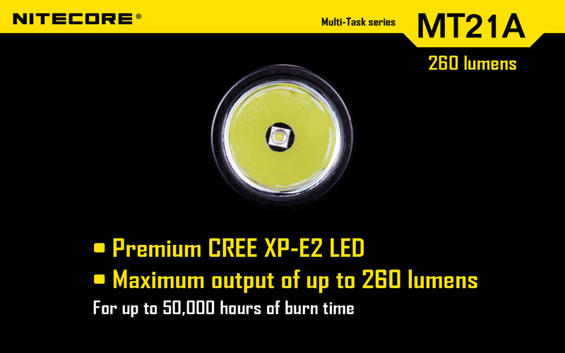 CREE XP-E2 R2 LED lampe