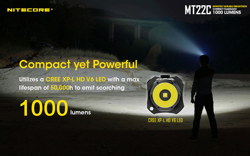 CREE XP-L HD V6 LED lampe