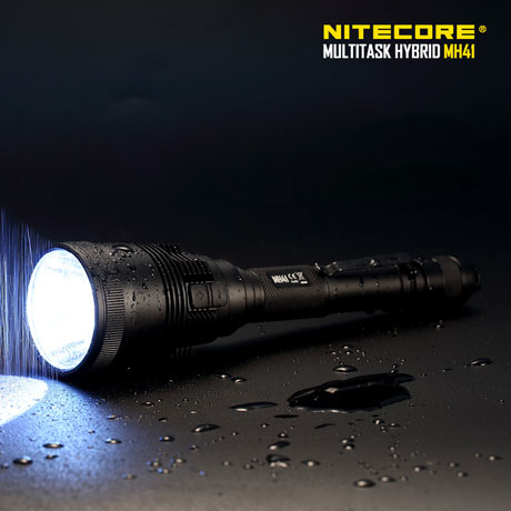 NITECORE MH41 2150 Lumens lampe torche rechargeable