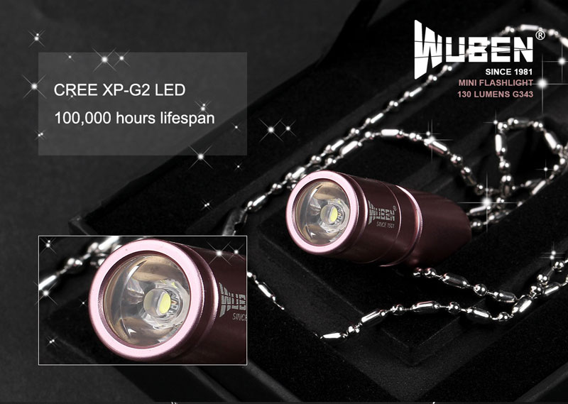 CREE XP-G2 LED lampe